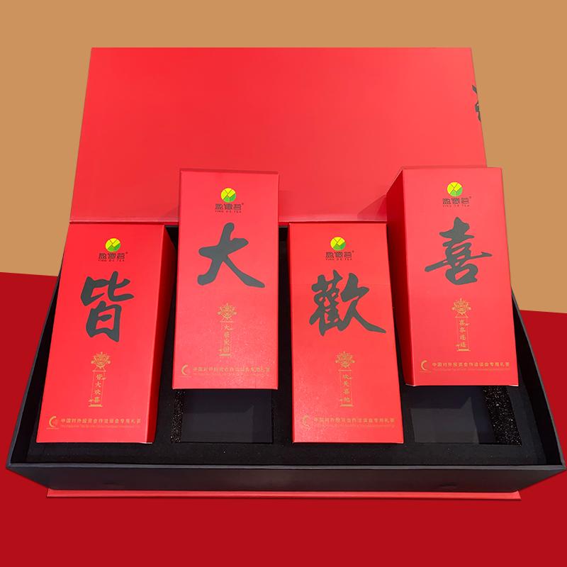 为什么商务礼品都喜欢选择英德红茶?