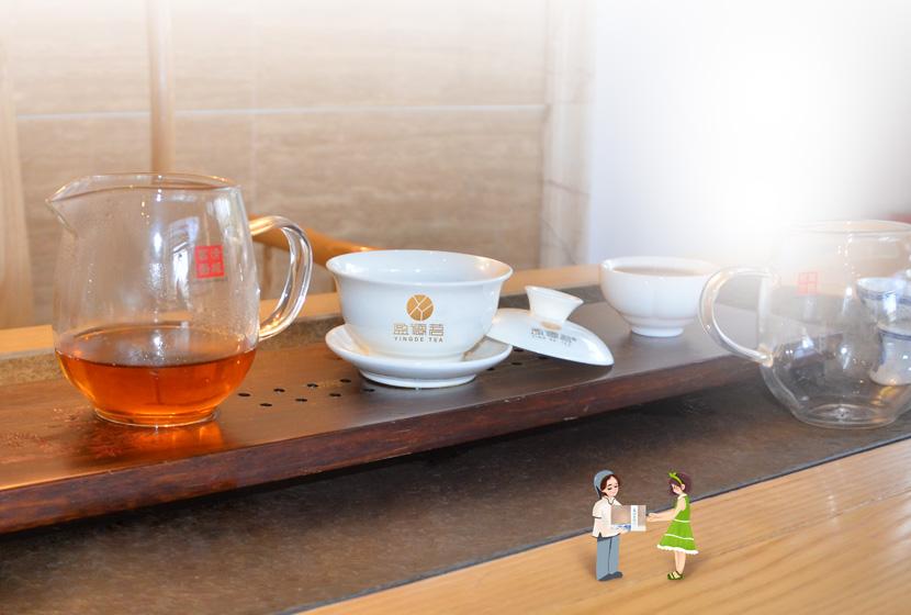 盈德茗分享红茶的十种口味